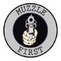 Muzzle First Logo